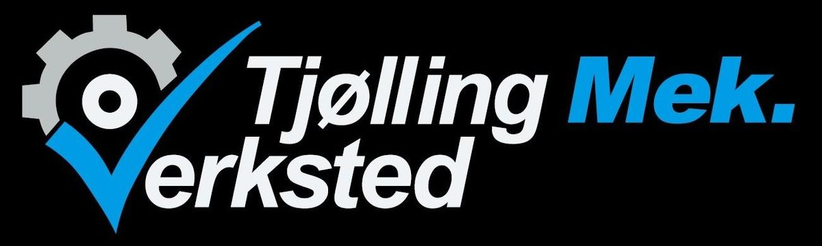 Logo, Tjølling Mek. Verksted AS
